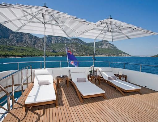 Yacht DYNASTY A Sunrise Superyacht CHARTERWORLD Luxury